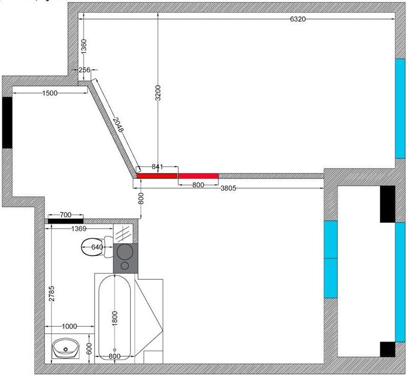 Продам однокомнатную (1-комн.) квартиру, Архитектора Щусева ул, 2к3, Москва г