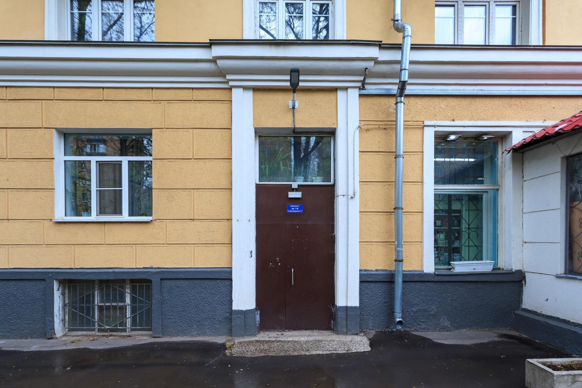 Продам многокомнатную квартиру, Красноармейская ул, 8к1, Москва г