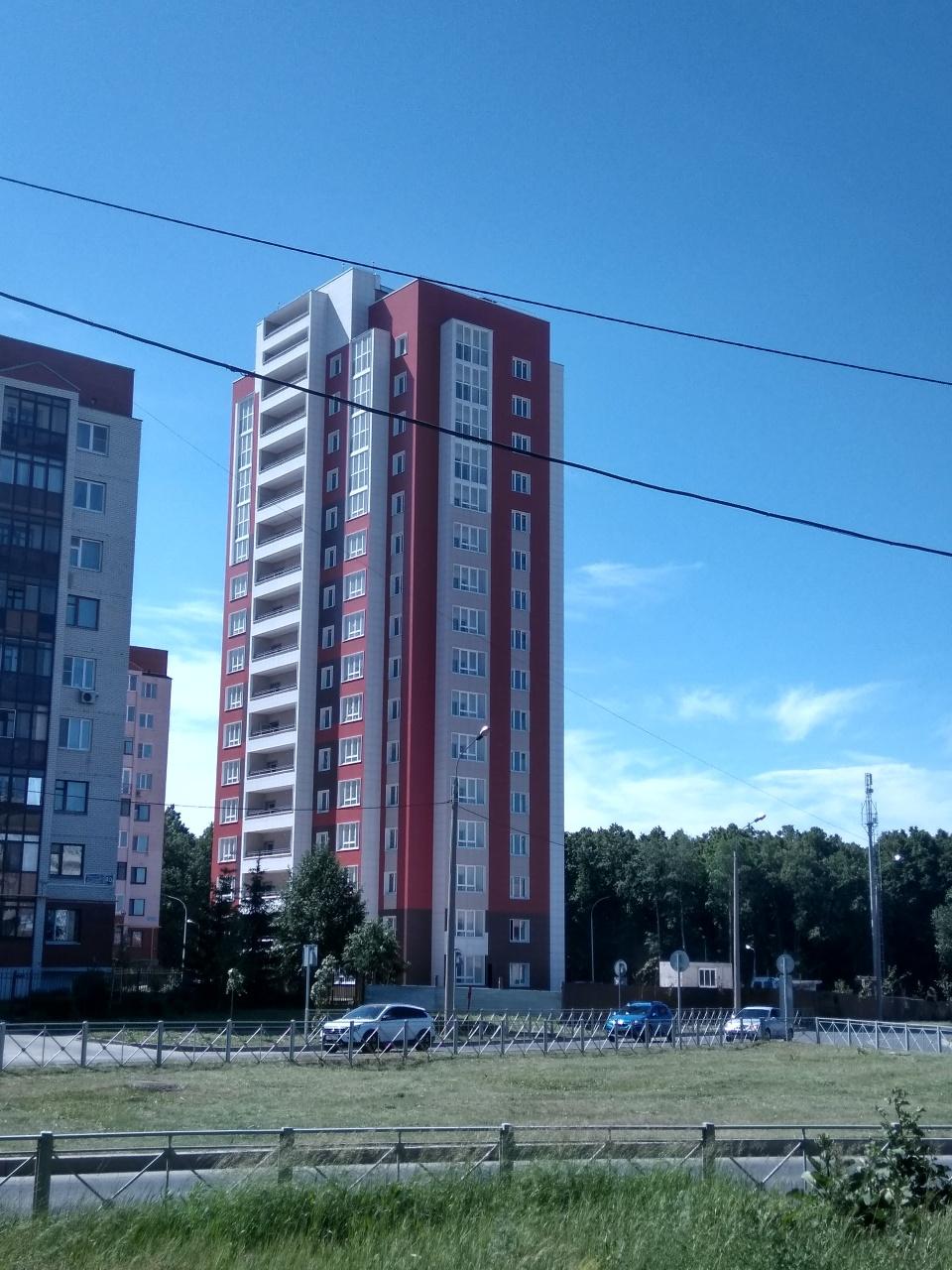 Продам двухкомнатную (2-комн.) квартиру, Дубравная ул, 38кА стр., Казань г